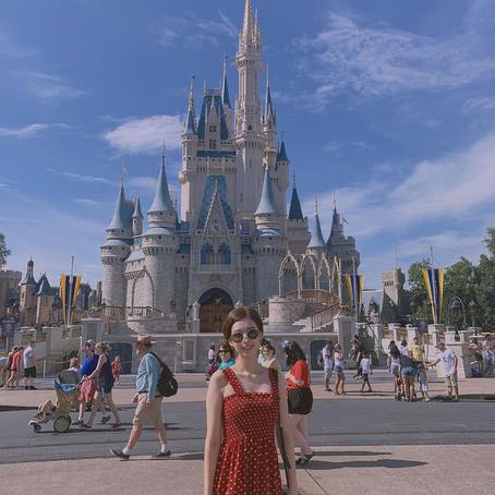 [여행지/플로리다 Orlando/관광지] Disney's Magic Kingdom Park