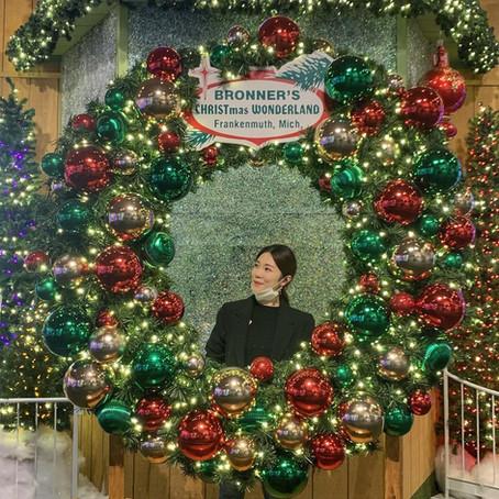 [여행지/미시간 Frankenmuth/크리스마스 상점] Bronner's CHRISTmas Wonderland