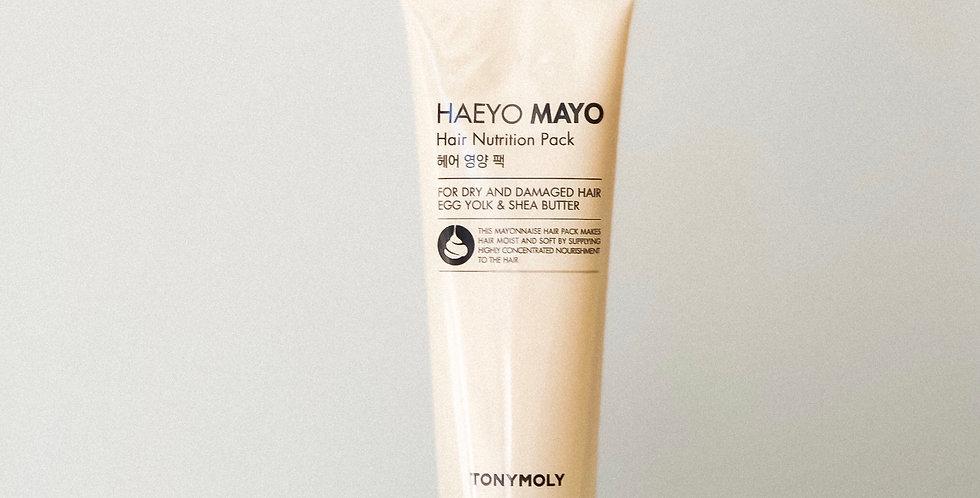 [TONYMOLY] Haeyo Mayo Hair Nutrition Pack (*Renewed)