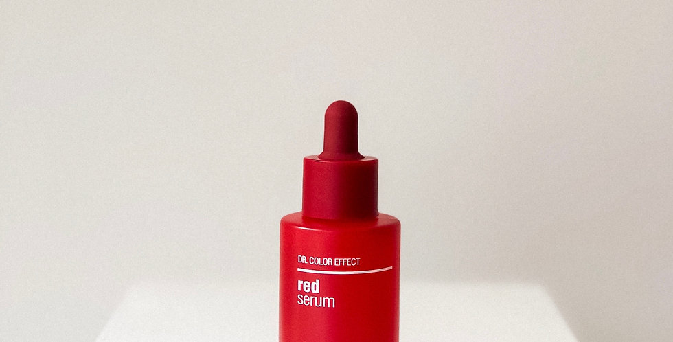 [Skin&Lab] Dr. Color Effect Red Serum