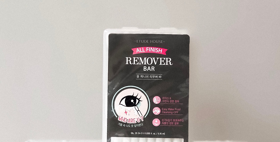 [ETUDE HOUSE] All Finish Remover Bar
