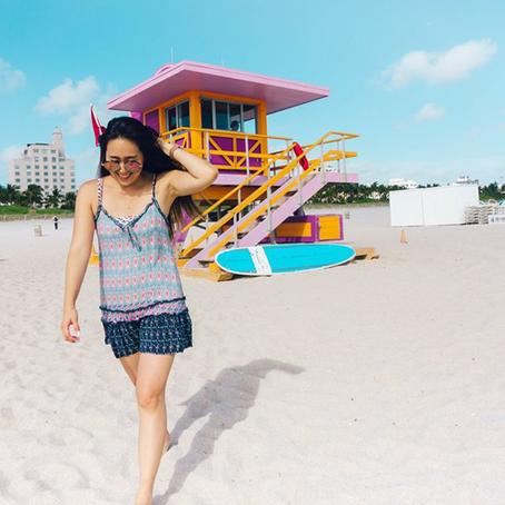 [여행지/플로리다 Miami/해변] South Beach