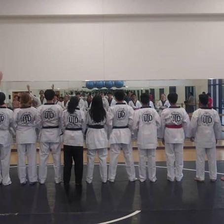 [미국 월간모임 29호] 텍사스 대학교 달라스 태권도팀, UTD Taekwondo Club