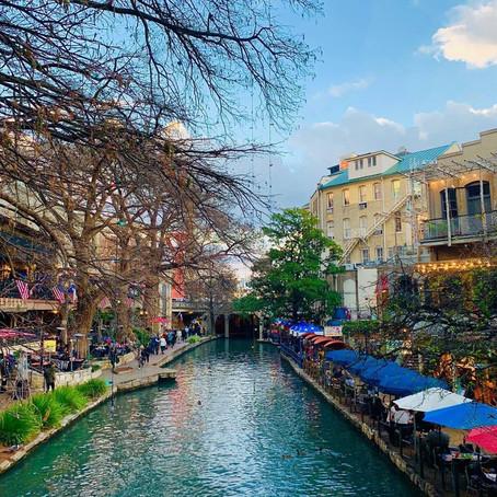[여행지/텍사스 San Antonio/식물원] San Antonio River Walk