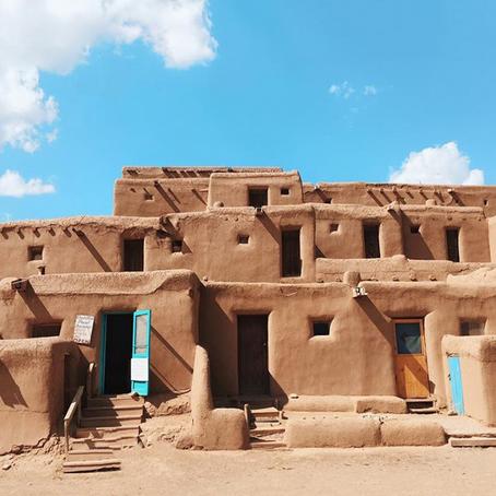 [여행지/뉴멕시코 Taos/마을] Taos Pueblo