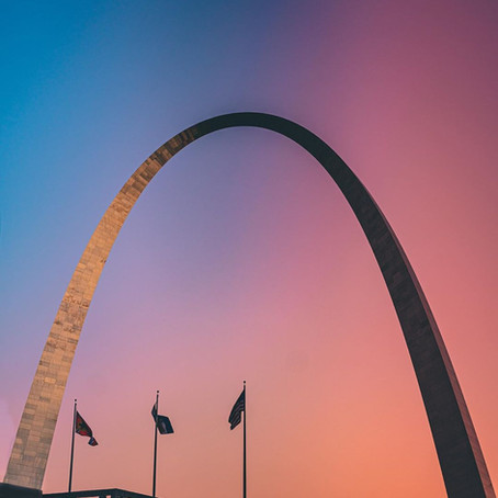 [여행지/미주리 St. Louis/아치] Gateway Arch
