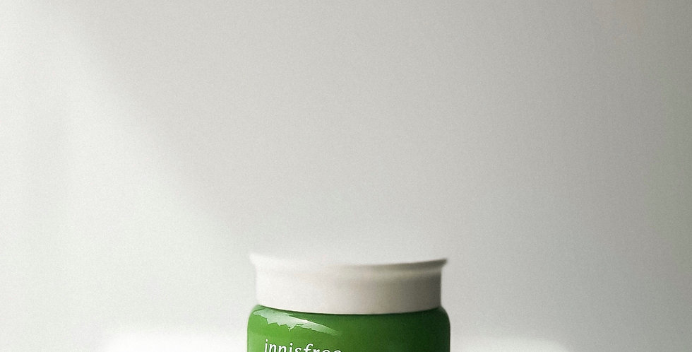[INNISFREE] Green Tea Balancing Cream EX (New Version)