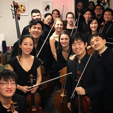 [미국 월간모임 31호] 뉴욕 챔버 오케스트라, NYCP