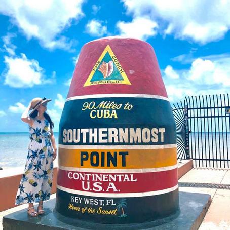 [여행지/플로리다 Key West/관광지] Southernmost Point of Continental US