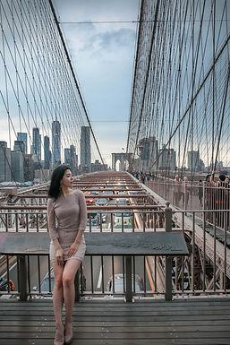 [스냅투어/뉴욕] 브루클린 브릿지 + 덤보에서 인생사진 남기기