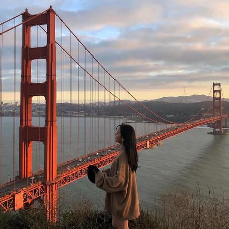[여행지/캘리포니아 San Francisco/관광지] Battery Spencer View Point