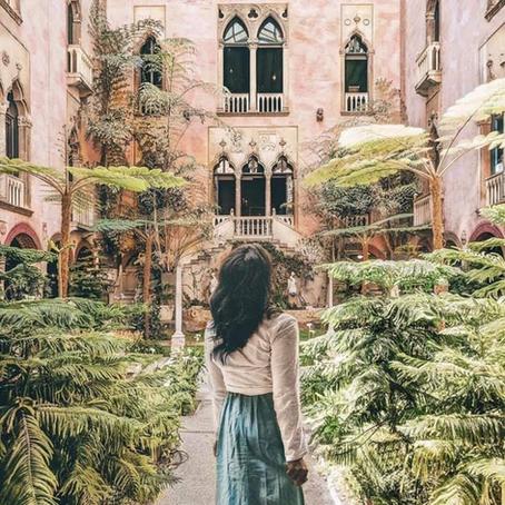 [여행지/매사추세츠 Boston/미술관]  Isabella Stewart Garden Museum