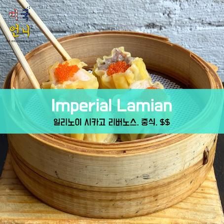 [맛집/일리노이 Chicago/중식/$$] Imperial Lamian