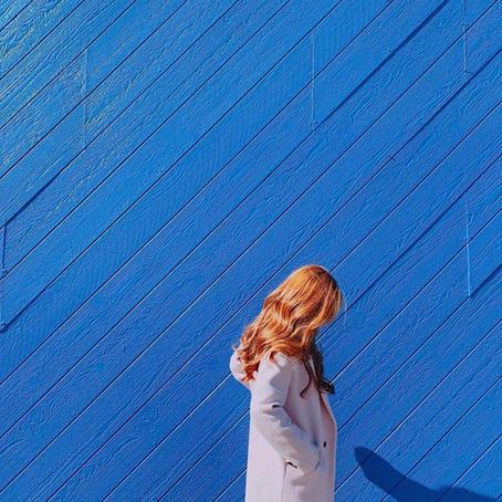 [여행지/캘리포니아 Santa Monica/관광Santa Monica Pier Blue Wall