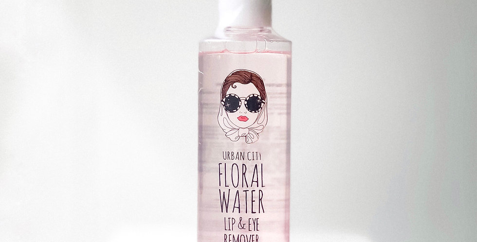 [Urban City] Floral Water Lip&Eye Remover (250ml)
