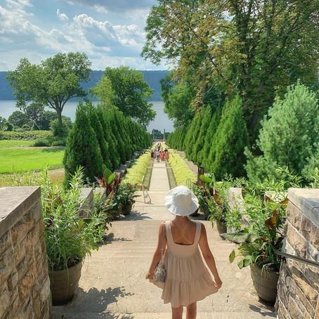 [여행지/뉴욕 Yonkers/정원] Untermyer Gardens Conservancy