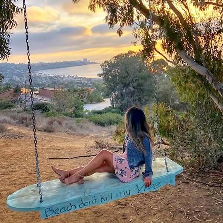 [여행지/캘리포니아 San Diego/해변] Secret Swings