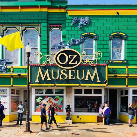 [여행지/캔사스 Wamego/박물관] OZ Museum