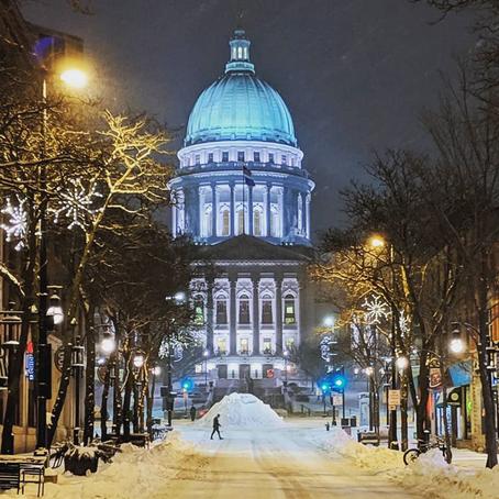[여행지/위스콘신 Madison/관광지] Wisconsin State Capitol