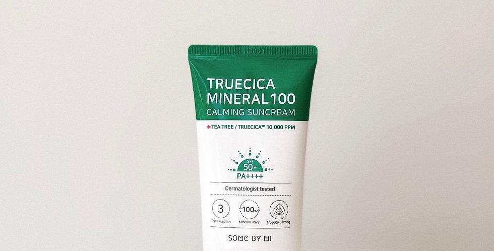 [SOME BY MI] Truecica Mineral 100 Calming Suncream