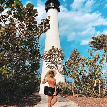 [여행지/플로리다 Key Biscayne/관광지] Cape Florida Lighthouse