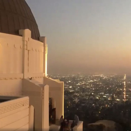 [여행지/캘리포니아 LA/천문대] Griffith Observatory