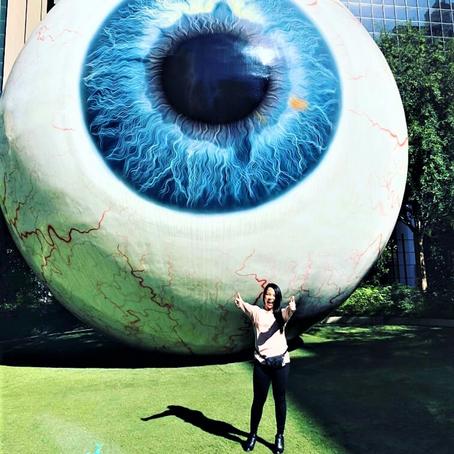 [여행지/텍사스 Dallas/관광지] Giant Eyeball