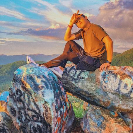 [여행지/조지아 Hiawassee/산] Bell Mountain