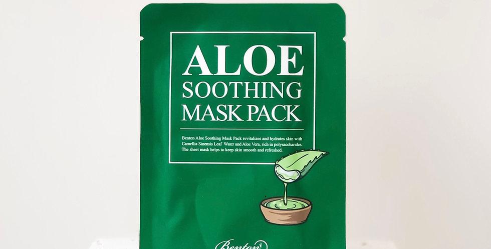 [Benton] Aloe Soothing Mask Pack
