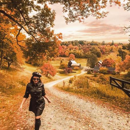 [여행지/버몬트 Woodstock/농장] Sleepy Hollow Farm