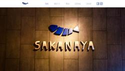 SAKANAYA, Illinois, Website Development