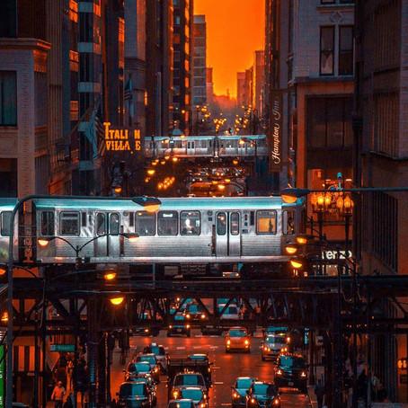 [여행지/일리노이 Chicago/지하철] Chicago Trains