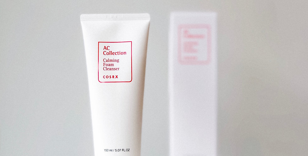 [COSRX] AC Collection Calming Foam Cleanser