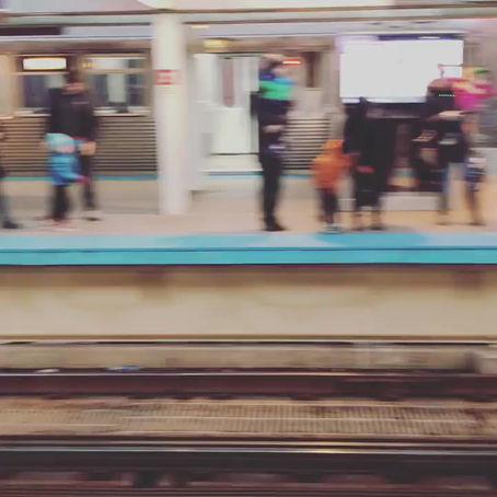 [이벤트/일리노이 Chicago/크리스마스] Chicago CTA Holiday Train