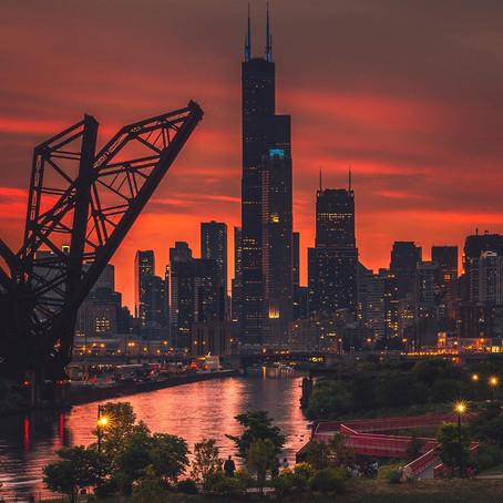 [여행지/일리노이 Chicago/다리] 18th Street Bridge