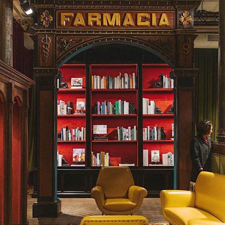 [여행지/뉴욕 Soho/서점]  Gucci Wooster Bookstore