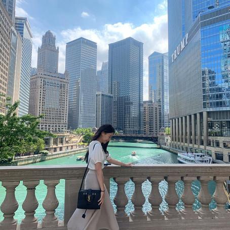 [여행지/일리노이 Chicago/공원] Chicago Riverwalk