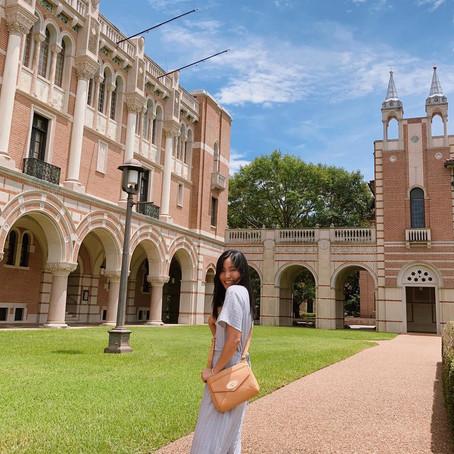 [여행지/텍사스 Houston/대학교] Rice University