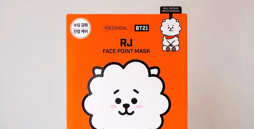 [MEDIHEAL] BT21 Face Point Mask - RJ