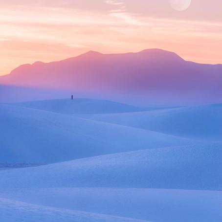 [여행지/뉴멕시코 White Sands/국립공원] White Sands National Park