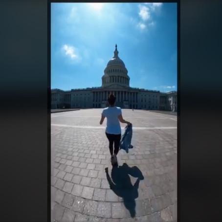 [여행지/워싱턴 D.C. Downtown/시청] United States Capitol
