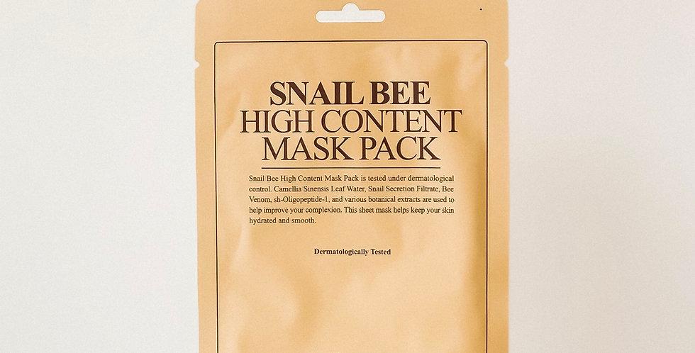 [BENTON] Snail Bee High Content Mask Sheet