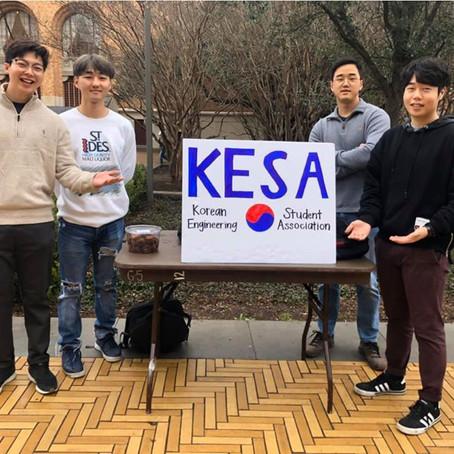 [미국 월간모임 36호] 텍사스 대학교 오스틴 STEM 전공 동아리 KESA