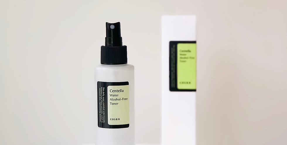 [COSRX] Centella Water Alcohol-Free Toner