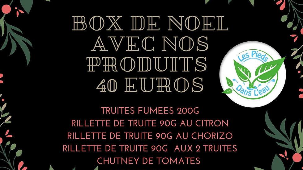 box DE NOEL