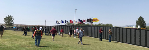 American Veterans Traveling Tribute (AVTT) Vietnam Memorial Wall