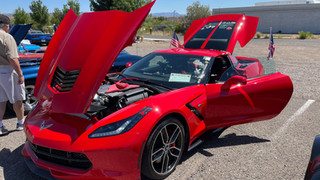 Verde Valley Vettes Car Show (22 May 2021)