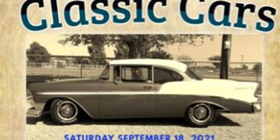 Classic Cars Off Main