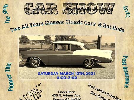 "Classic Cars ""Off Main"" Car Show"