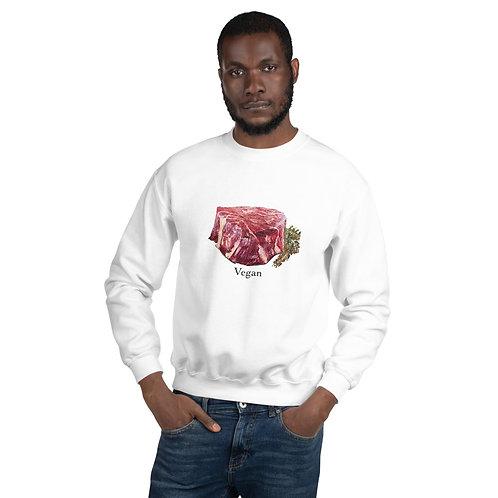 Freaking Vegan Unisex Sweatshirt